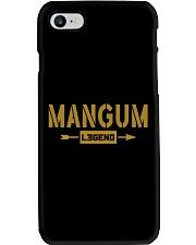 Mangum Legend Phone Case thumbnail