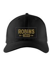 Robins Legend Embroidered Hat front