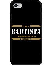 BAUTISTA Phone Case thumbnail