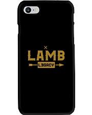 Lamb Legacy Phone Case thumbnail