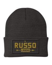 Russo Legend Knit Beanie front