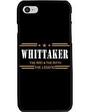 WHITTAKER Phone Case tile