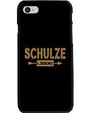 Schulze Legend Phone Case thumbnail