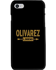Olivarez Legend Phone Case tile