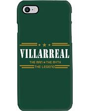 VILLARREAL Phone Case tile