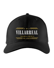 VILLARREAL Embroidered Hat front