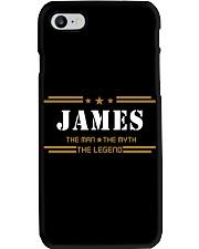 JAMES Phone Case thumbnail