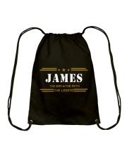 JAMES Drawstring Bag thumbnail