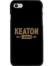 Keaton Legend Phone Case thumbnail