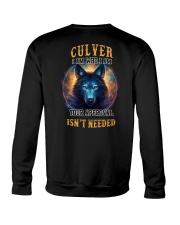 CULVER Rule Crewneck Sweatshirt thumbnail