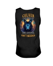 CULVER Rule Unisex Tank tile