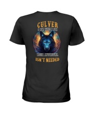 CULVER Rule Ladies T-Shirt thumbnail
