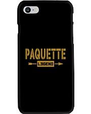 Paquette Legend Phone Case tile