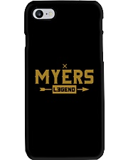 Myers Legend Phone Case tile