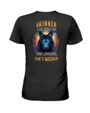 SKINNER Rule Ladies T-Shirt thumbnail