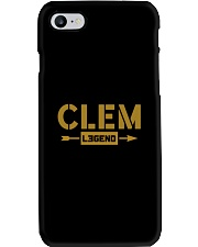 Clem Legend Phone Case thumbnail
