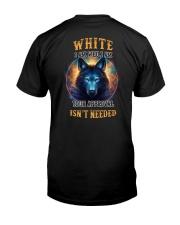 WHITE Rule Classic T-Shirt thumbnail