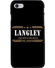 LANGLEY Phone Case thumbnail