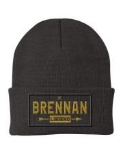 Brennan Legend Knit Beanie front
