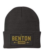 Benton Legend Knit Beanie front
