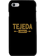 Tejeda Legacy Phone Case tile