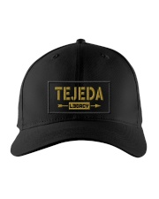 Tejeda Legacy Embroidered Hat front
