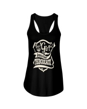 THIBODEAUX with love Ladies Flowy Tank thumbnail