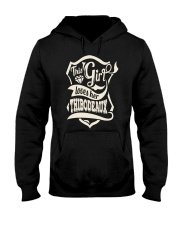 THIBODEAUX with love Hooded Sweatshirt tile