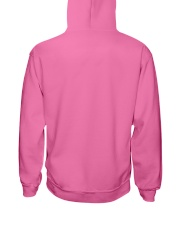 THIBODEAUX with love Hooded Sweatshirt back