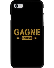 Gagne Legend Phone Case thumbnail