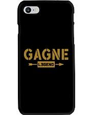 Gagne Legend Phone Case thumbnail