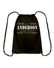 ANDERSON Drawstring Bag thumbnail