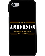 ANDERSON Phone Case thumbnail