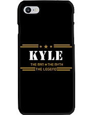 KYLE Phone Case tile