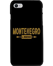 Montenegro Legend Phone Case thumbnail