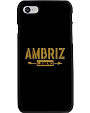 Ambriz Legend Phone Case thumbnail