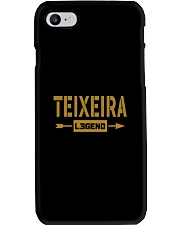 Teixeira Legend Phone Case thumbnail