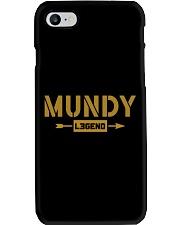 Mundy Legend Phone Case thumbnail