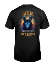 JEFFERY Rule Classic T-Shirt thumbnail