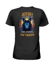 JEFFERY Rule Ladies T-Shirt thumbnail