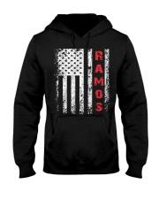 Ramos 001 Hooded Sweatshirt thumbnail