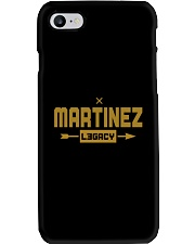 Martinez Legacy Phone Case thumbnail