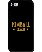 Kimball Legend Phone Case tile