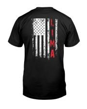 LIMA Back Classic T-Shirt thumbnail
