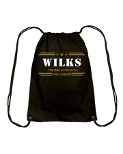 WILKS Drawstring Bag thumbnail
