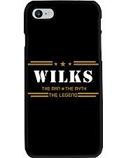 WILKS Phone Case thumbnail