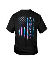 Tompkins Flag Youth T-Shirt thumbnail