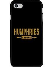 Humphries Legend Phone Case thumbnail
