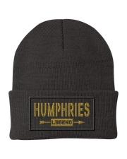 Humphries Legend Knit Beanie front