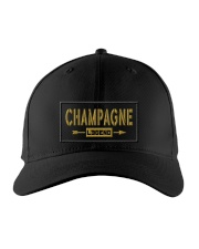 Champagne Legend Embroidered Hat front